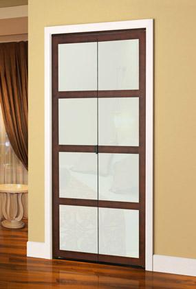 Construction d 39 une porte de placard colonial elegance for Solution porte 60 doors