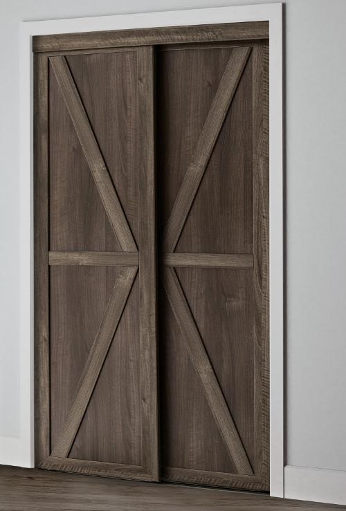 Building A Colonial Elegance Closet Door